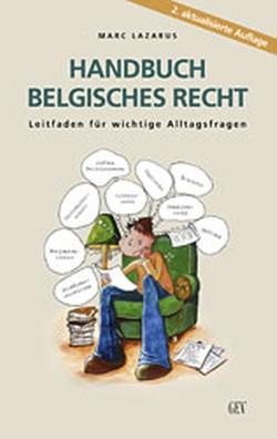 Handbuch belgisches Recht